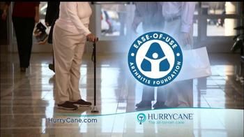 The HurryCane TV Spot, 'Arthritis Foundation'
