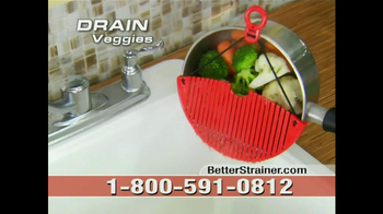 Better Strainer TV Spot Featuring Marc Gill - Thumbnail 7
