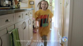 Ultra Downy TV Spot, 'Forever Young' Song by Pulse - Thumbnail 7