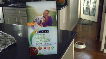 Purina Dog Chow Light & Healthy TV Spot