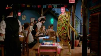 Tums Ultra Strength 1000 TV Spot, 'Mexican Restaurant'