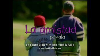 La Fundación para una Vida Mejor TV Spot, 'La Amistad' [Spanish] - Thumbnail 7