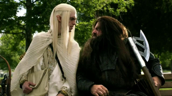 The Hobbit Kingdoms of Middle-Earth TV Spot, 'It's On'