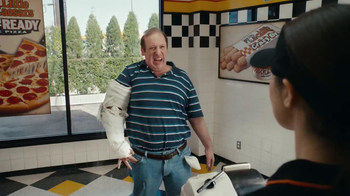 Little Caesars Hot-N-Ready Pizza TV Spot, 'Cast' - Thumbnail 2