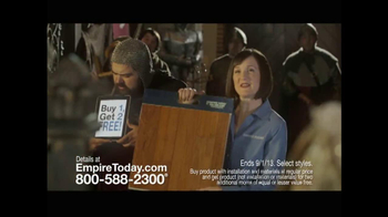 Empire Today TV Spot, 'Royal Court' - Thumbnail 6