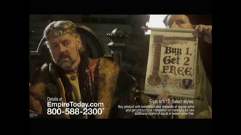 Empire Today TV Spot, 'Royal Court' - Thumbnail 7