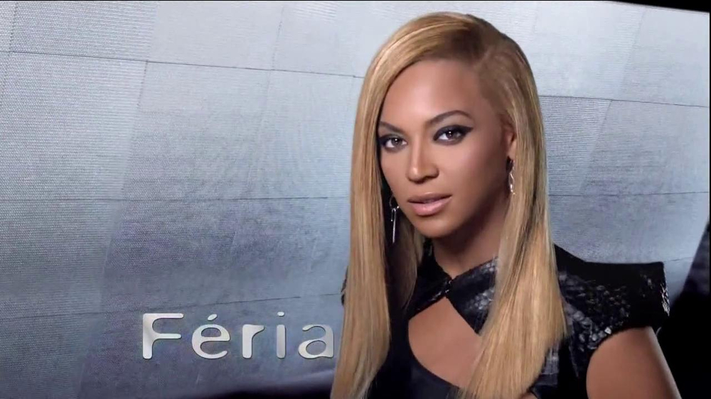 L'Oreal Feria TV Commercial Featuring Beyonce