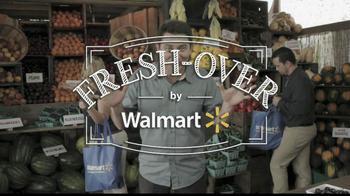 Walmart TV Spot, 'Fresh-Over: Peaches'