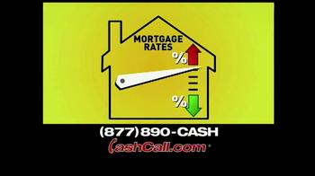 Cash Call TV Spot, 'Mortgage Rates'