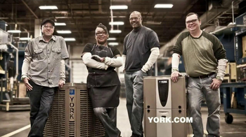 York Johnson Controls TV Spot, 'Inspectors and Testers'