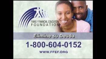 Family Financial Education Foundation TV Spot, 'Cobranza' [Spanish] - Thumbnail 6