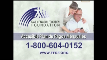 Family Financial Education Foundation TV Spot, 'Cobranza' [Spanish] - Thumbnail 7
