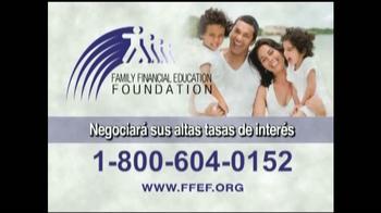 Family Financial Education Foundation TV Spot, 'Cobranza' [Spanish] - Thumbnail 8