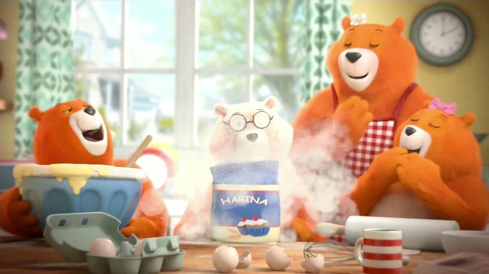 Charmin Basic TV Commercial, 'Instintos de Mamá' - iSpot.tv