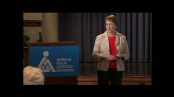American Health Assistance Foundation TV Spot [Spanish]