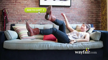 Wayfair TV Spot, 'Perfect For You' - Thumbnail 2