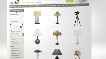 Wayfair TV Spot, 'Perfect For You' - Thumbnail 3