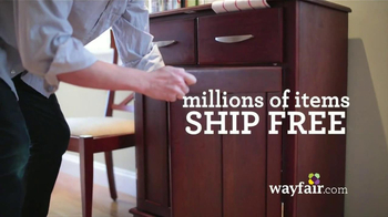 Wayfair TV Spot, 'Perfect For You' - Thumbnail 6