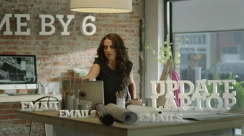 Secret Outlast Clear Gel TV Spot, 'Busy Day' - Thumbnail 2