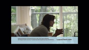 LupusCheck.com TV Spot, 'Brave Face' - Thumbnail 2