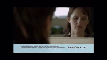 LupusCheck.com TV Spot, 'Brave Face' - Thumbnail 3