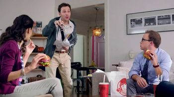 Wendy's Pretzel Bacon Cheeseburger TV Spot, 'Jury Duty'