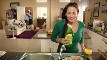 Ultra Gain Dishwashing Liquid [Spanish] thumbnail