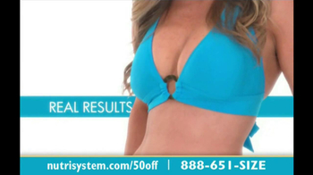 Nutrisystem TV Spot, 'Save 50%' - Thumbnail 3