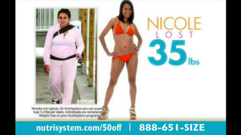 Nutrisystem TV Spot, 'Save 50%' - Thumbnail 6