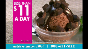 Nutrisystem TV Spot, 'Save 50%' - Thumbnail 7