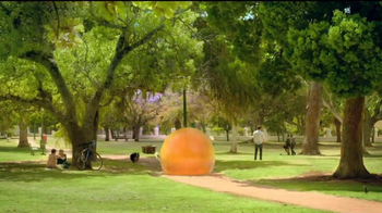 Metamucil TV Spot, 'Orange Blob'