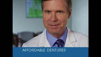 Affordable Dentures TV Spot, \'Momet\'