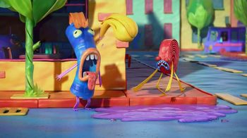 General Mills TV Spot, 'Fruitsnackia: Puddle'