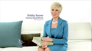 Lifestyle Lift TV Spot, 'Book' Featuring Debby Boone