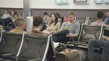 Samsung Galaxy S4 TV Spot, 'Layover' - Thumbnail 1