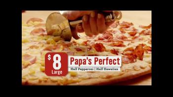 Papa Murphy's Papa's Perfect Pizza TV Spot