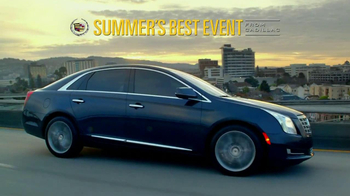 Cadillac Summer's Best Event TV Spot - Thumbnail 6