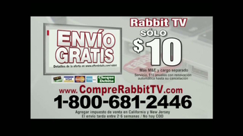 Rabbit TV Plus TV Spot, 'Más Canales' [Spanish] - Thumbnail 10