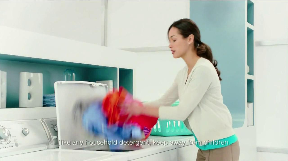 Tide Pods Tv Commercial World Of Clean Ispot Tv