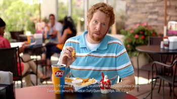 Dairy Queen TV Spot, 'Fan Foods: 5 Buck Lunch' - Thumbnail 6