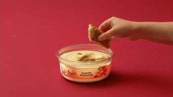 Sabra Hummus TV Spot, \'Guide to Good Dipping: Double Dipping\'