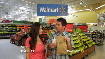 Walmart TV Spot, 'Fast Food: Sara'