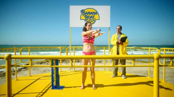Banana Boat TV Spot For Broad-Spectrum Sunscreen In 7 Conditions