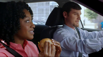 Dunkin' Donuts Hot & Spicy Sandwich TV Spot - Thumbnail 2