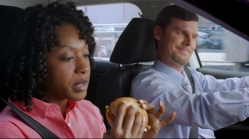 Dunkin' Donuts Hot & Spicy Sandwich TV Spot - Thumbnail 4