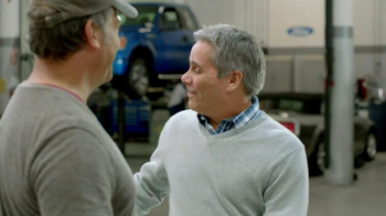 Ford Service TV Spot, 'Healthy' Featuring Mike Rowe - Thumbnail 4