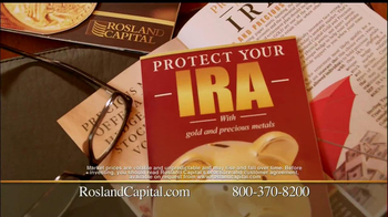 Rosland Capital TV Spot, 'Protect Your IRA'