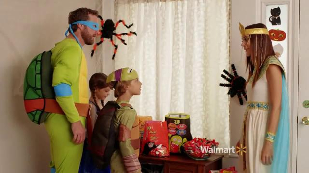 walmart tv commercial monstrously big halloween ispottv - Walmart Halloween Commercial