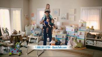 BasicTalk TV Spot, 'Babysitter'