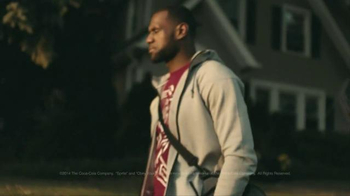 Sprite TV Spot, 'LeBron's First Home Game' Featuring LeBron James - 522 commercial airings